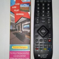 REMOT/REMOTE TV POLYTRON LCD/LED/FLAT/TABUNG MULTI/UNIVERSAL CH