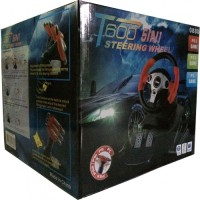 COWBOY T600 STEERING WHEEL Steering Wheel PS3 / PS2 / PC