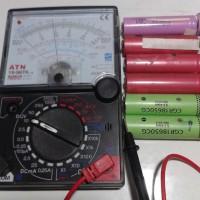 Baterai/batre 18650 Bekas Laptop acer samsung dell hp asus axio zyrex