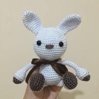 Boneka Rajut Kelinci (Amigurumi)