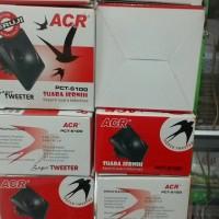 harga Tweeter Walet Acr Pct 6100 Suara Inap Tokopedia.com