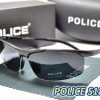 bab688f26 POLICE S1832 - KACAMATA HITAM / SUNGLASS (Fashion/Gaya/UV)