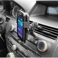 Jual Car Mount Air Vent Holder / Tempat Dudukan Jepit HP Di Dashboard Mobil Murah