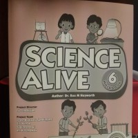 Science Alive! 6 Workbook