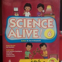 Science Alive! 6 Textbook