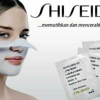 Shiseido White Mask / Masker Pemutih Wajah / Naturgo Putih