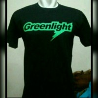 oblong/tshirt/baju/kaos greenlight