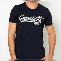 oblong/tshirt/baju/kaos greenlight