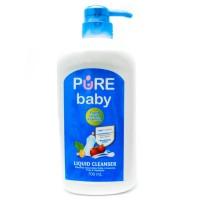 harga pure baby liquid cleanser sabun cuci botol tanpa bahan deterjen Tokopedia.com