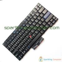 Keyboard LENOVO Thinkpad T510 T510i T520 T520i US / 45N2106 (Black)