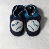 harga Sepatu bayi & balita motif Baseball biru Tokopedia.com