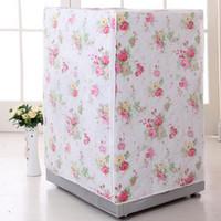 Jual cover mesin cuci bunga pernik Murah