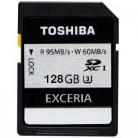 Toshiba SD Card Exceria U3 (R95MB / S & W60MB / S) - 128GB