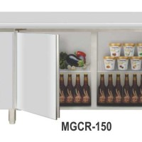 STAINLESS STEEL UNDER COUNTER CHILLER (MGCR-150)