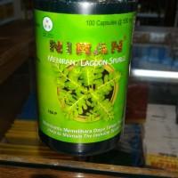 Herbal Meningkatkan Daya Tahan Tubuh Sistem Imun Borobudur Niran 100
