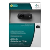 Webcam LOGITECH C 310