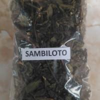Sambiloto ( Daun & Batang ) Kering Obat Herbal Murah Grosir