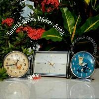 Harga jasa servis weker antik weker jadul weker ayam servis | WIKIPRICE INDONESIA
