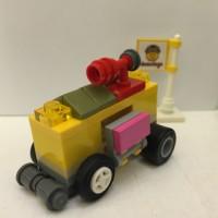 Lego Original Shellraiser Truck Car Ninja Turtle