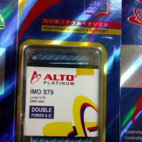 Baterai IMO S79 GUNADARMA Double Power 2400mah PLATINUM