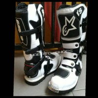 Sepatu Touring Cross Alpinestar / nabato shoes