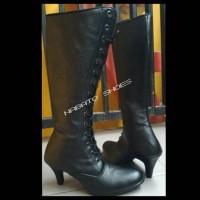 Sepatu Jenggel Touring Wanita / Nabato shoes