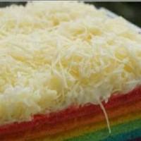 Jual rainbow cake Murah