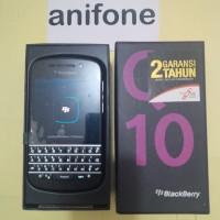 Blackberry Q10 Black Garansi Distributor 2 Tahun