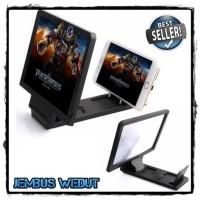 Jual Enlarge Screen Magnifier Bracket Stand 3d For Smartphone Murah