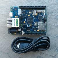 EtherTen Arduino with onboard Ethernet