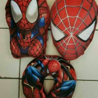 Bantal Spiderman