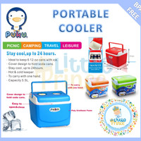 harga Puku Portable Cooler Box Tokopedia.com