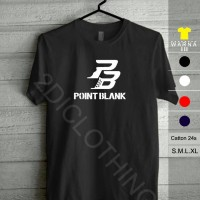 harga Kaos Gamer Pointblank / Kaos Point Blank Game Tokopedia.com