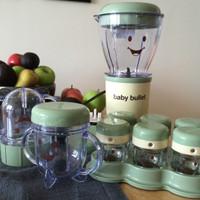 Jual Set Peralatan Makan Anak - Baby Bullet - Magic Baby Bullet Murah