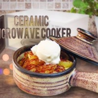 harga panci wajan keramik microwave Stone Wave ceramic aroma masak mikrowave Tokopedia.com