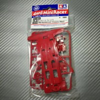 ORIGINAL Tamiya 94840 FM Reinforced Chassis / Chassis FM ( Red)