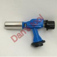 gas torch LPG dengan pemantik blue colour KT-835
