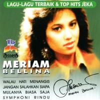 CD Lagu Lagu Terbaik & Top Hits Jeka Meriam Bellina