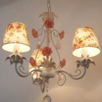 harga 3 Bulbs Shabby Chandelier Lamp / Lampu Hias Gantung Tokopedia.com