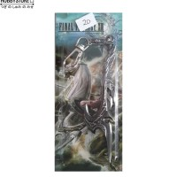 [Keychain] Gantungan Kunci Lightning Gunblade Final Fantasy XIII