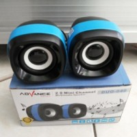 Speaker Mini Advance Duo 040 - Si Suara Centil