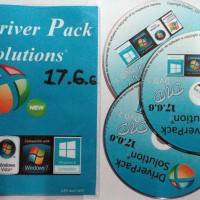 Driver Pack Solution 17.6.6 Offline