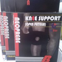 Jual Knee support/pelindung lutut (open patella) Murah