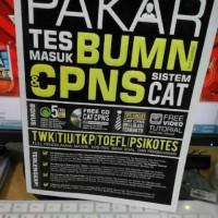 PAKAR TES MASUK BUMN&CPNS SISTEM CAT