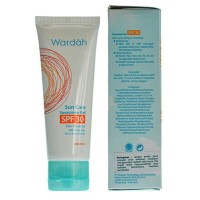 Wardah Sunscreen Gel Spf 30 40 Ml