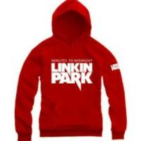 pakaian pria/jaket/sweater/switer/hoodie/hoodies LINKIN PARK