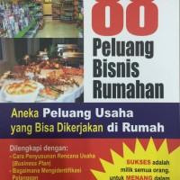 88 Peluang Bisnis Rumahan