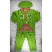 Trend Farid2 - Setelan Baju Koko Anak Bayi