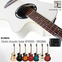 Gitar Akustik Elektrik YAMAHA APX500II / APX500 II / APX 500 II
