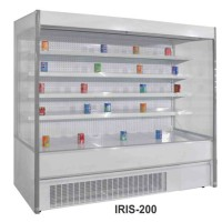 MULTIDECK OPENED CHILLER / SELF CONTAINED (IRIS-200)